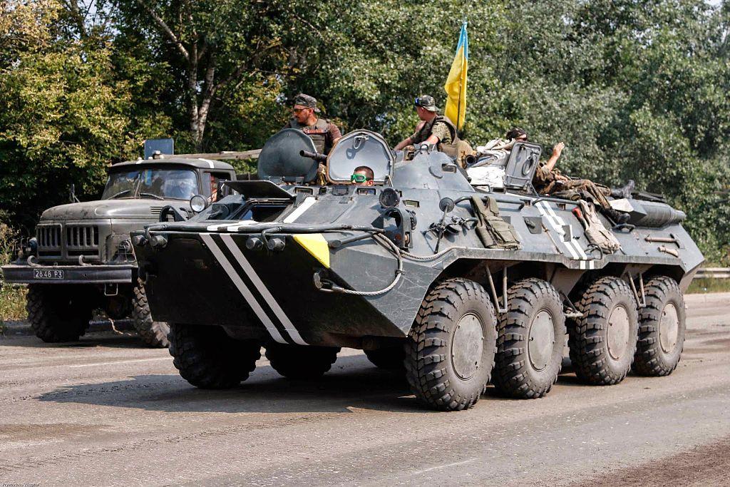 Ukraine-Russland-Donbass
